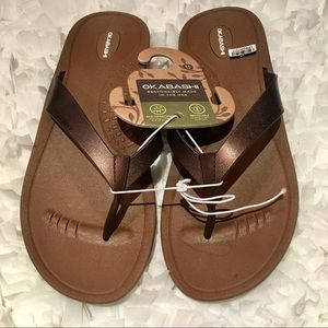 Women's Breeze Flip Flop Sandals - Okabashi